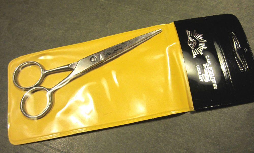 Carl Schlieper German Eye Brand Knife Scissors Solingen