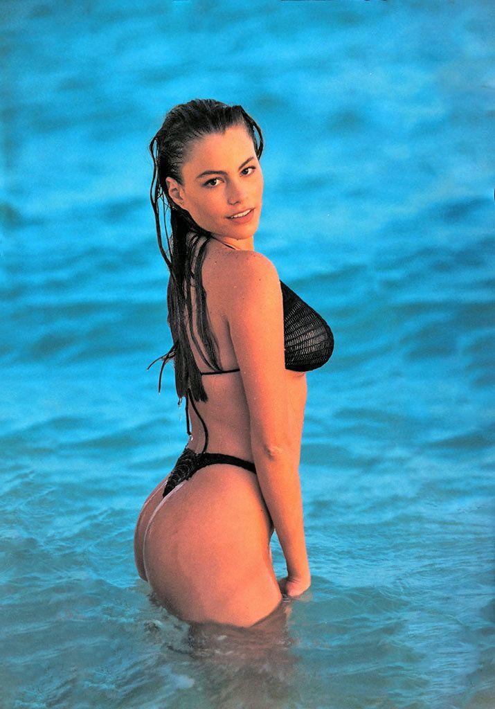 d49a9fc4676aa Sofia Vergara 1994 Swimsuit Calendar | Sofia Vergara | Sofia vergara ...