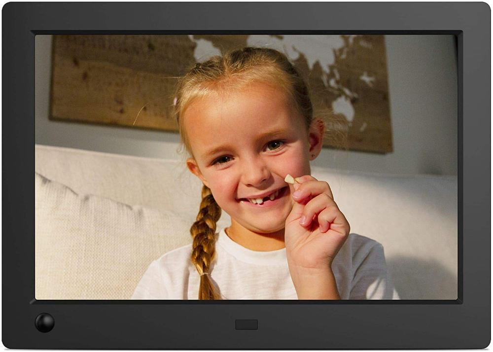 Nix Advance 8 Inch Usb Digital Photo Frame Widescreen Hd Ips Display Auto Rotate Motion Sensor Remote Control Digital Photo Frame Motion Sensor Mix Photo