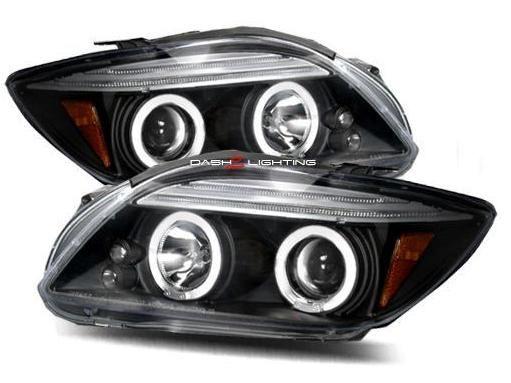 Headlights For Cars >> Car Parts Projector Headlights Scion Tc 04 08 Scion Tc Halo Led
