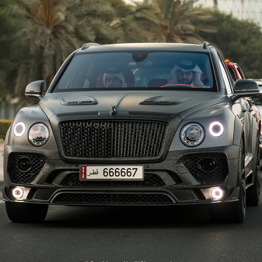 Mansory Bentayga Did You Know That @TimothySykes Has