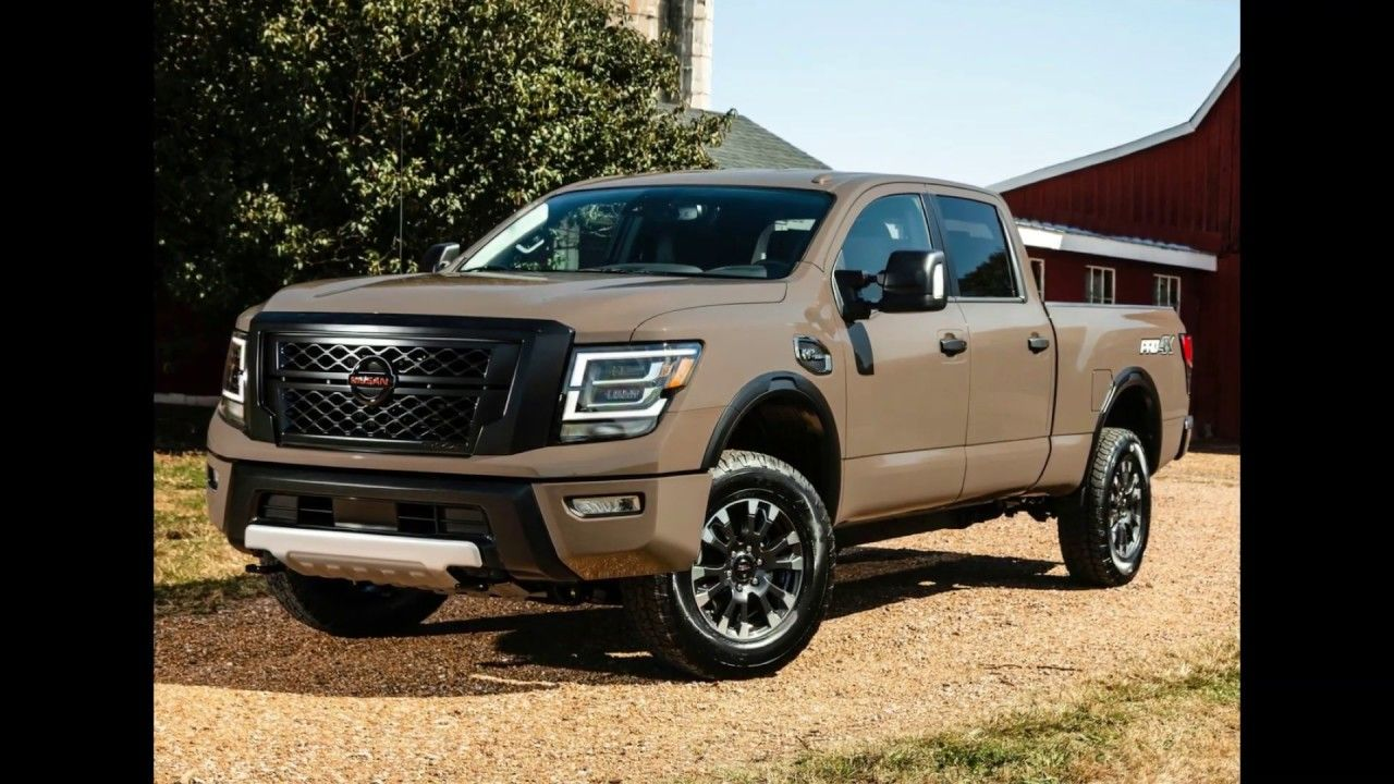 video: 2020 nissan titan xd - #nissan #titan #truck #ute #