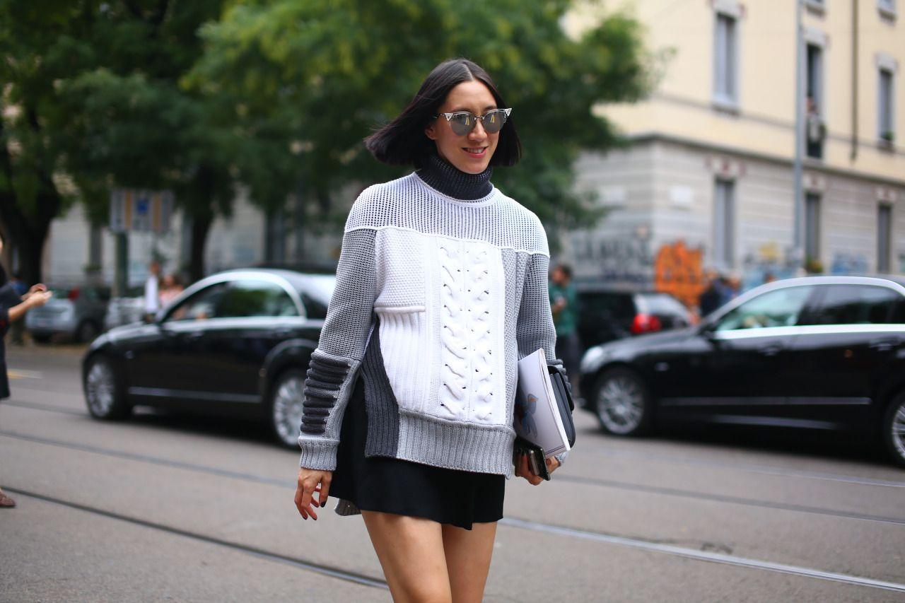 fashionfulture:   altamiranyc:   Eva Chen   High... Fashion Tumblr | Street Wear, & Outfits