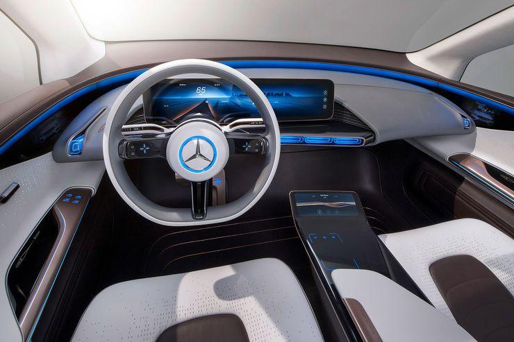 Mercedes EQ: Elektroautos auch aus Sindelfingen