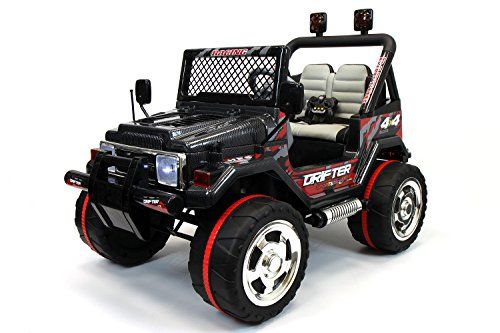 jeep wrangler style 12v kids ride on car mp3 battery powered wheels rc parental remote