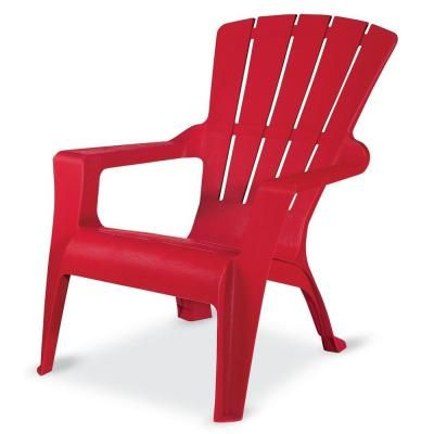 cushion-ready outdoor chair from home depot.   for the home