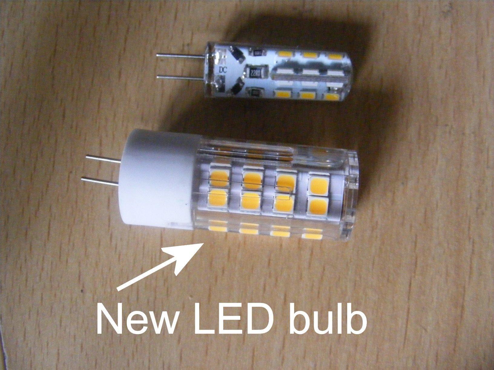 Arvidsson G4 Led Bulb 4w 40w Halogen Spotlight Equivalent 3000k Warm White Romantic Glow Ceramic Heat Sink 12v Dc Energy Saving Bulbs Led Bulb Save Energy