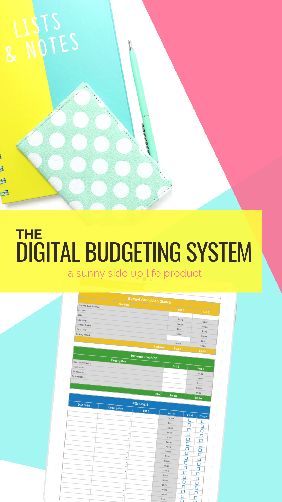 The Only Budgeting Tool You Need