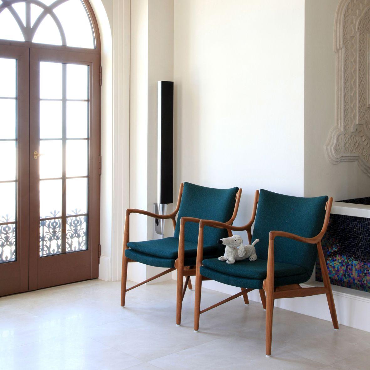 Finn juhl the baker sofa - 45 Chairs By Finn Juhl