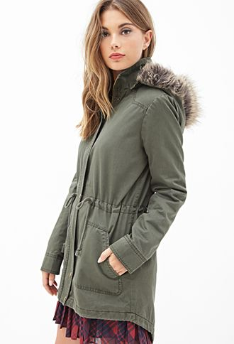 Winter Clothing Arrival at Forever 21 For Girls/Women | Utility ...
