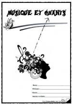 Librairie-Interactive - Pages de garde de cahier