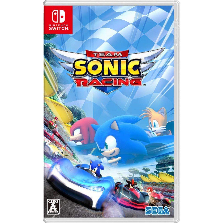 Team Sonic Racing (MultiLanguage) Nintendo switch, Game