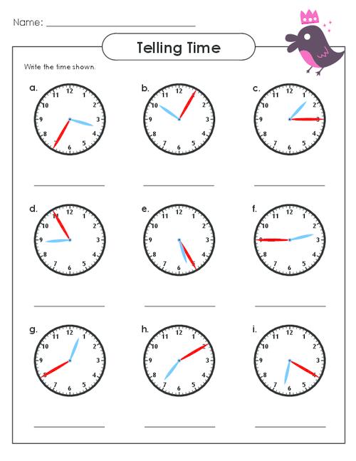 Telling time practice 4 english pinterest worksheets telling practice telling digital time from an analog clock with this free worksheet tellingtime tellingtimepractice freeworksheets printableclocks ibookread ePUb