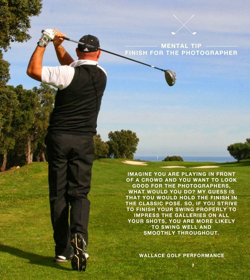 Mark Wallace Golf For A Swing That S Balanced And Smooth