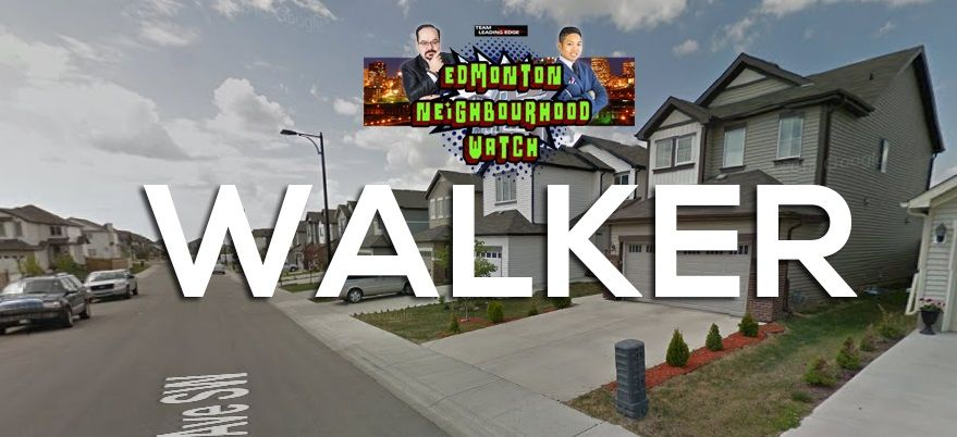 Walker Edmonton Homes For Sale