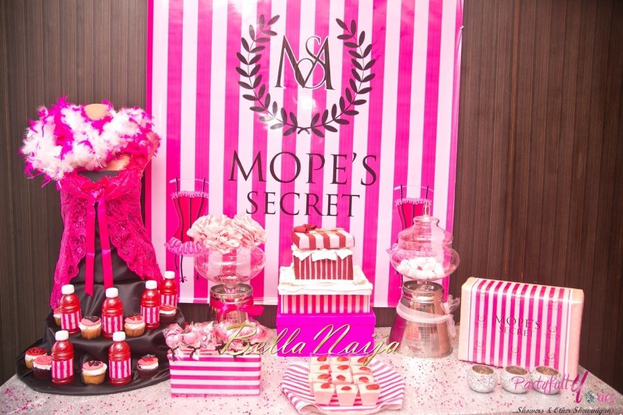 Mope S Victoria Secret Bridal Shower In Lagos Nigeria Partyfully Yours 004