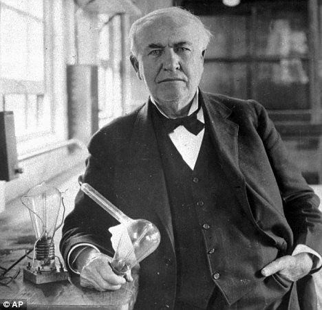 Who Invented the Light Bulb | Thomas Edison began work on the ...:Who Invented the Light Bulb | Thomas Edison began work on the incandescent light  bulb in,Lighting