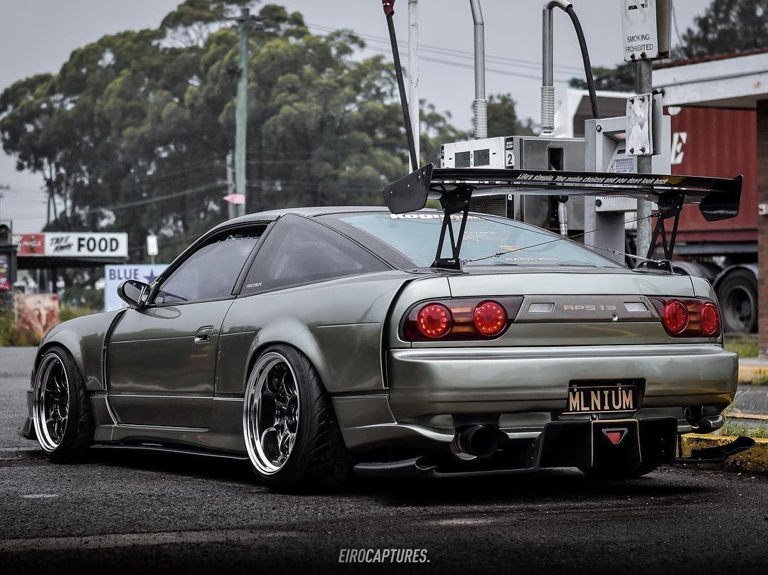 Nissan 180sx S13 240sx Nissan 180sx Nissan Dream Cars