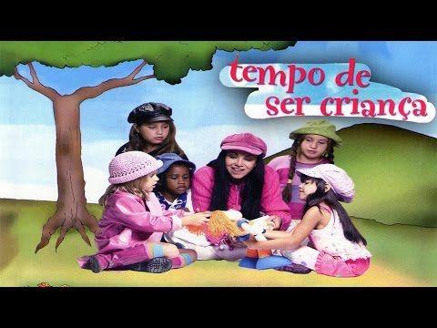 Dvd Cristina Mel Tempo De Ser Crianca Completo Youtube