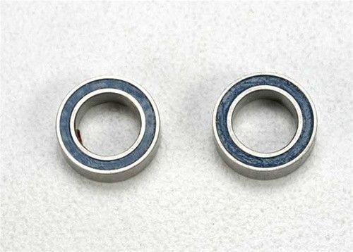 Traxxas Ball Bearings (5x8x2.5mm, Blue Rubber Sealed) (5114)