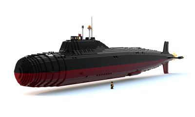 Alfa-class submarine http://www.flickr.com/photos/144989603@N06/29216124763/