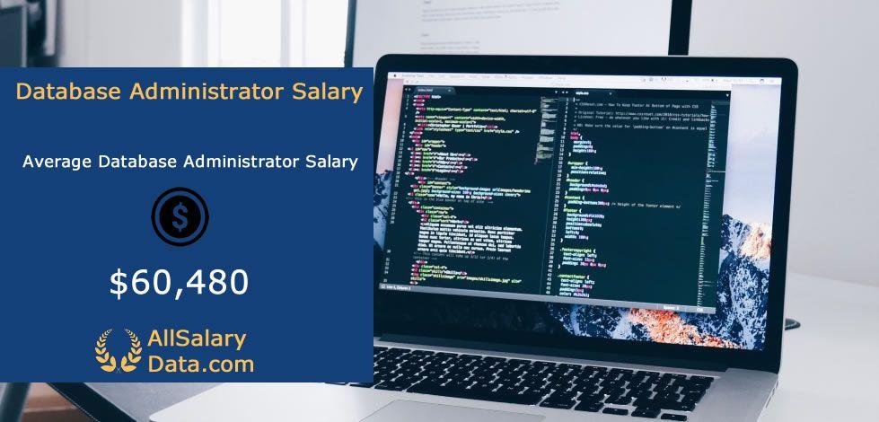 Database Administrator Salary Salary guide, Salary