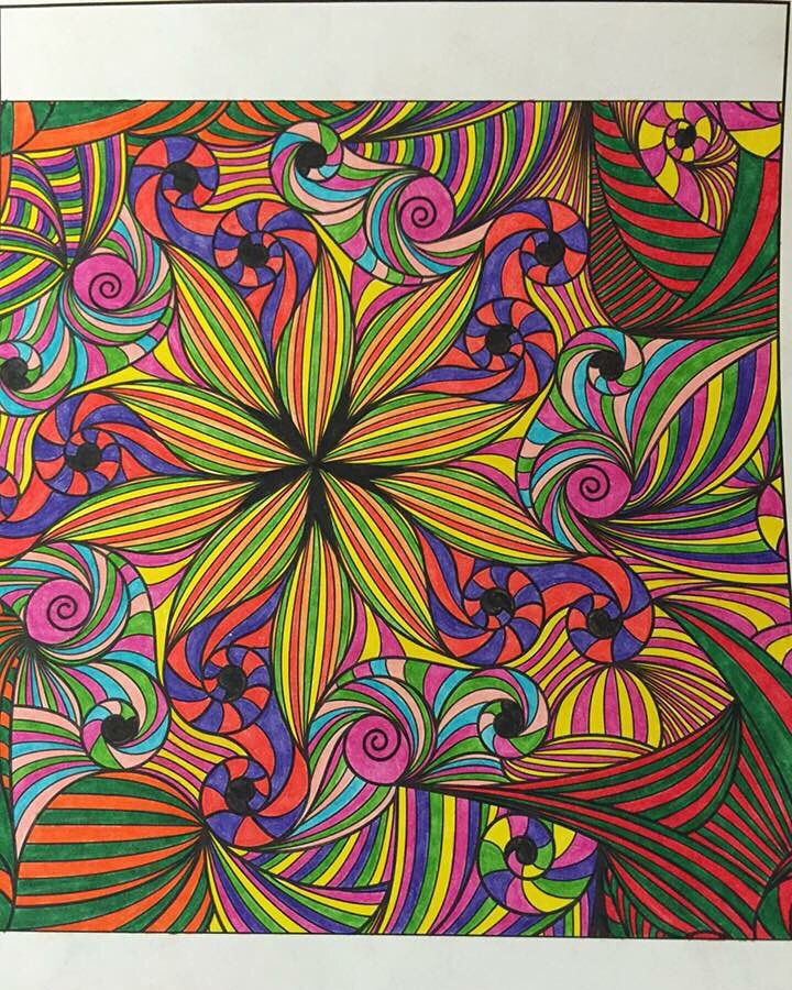 COVER PHOTO OF THE WEEK Colored by: Kimmie Sue Book: Living Colors ...