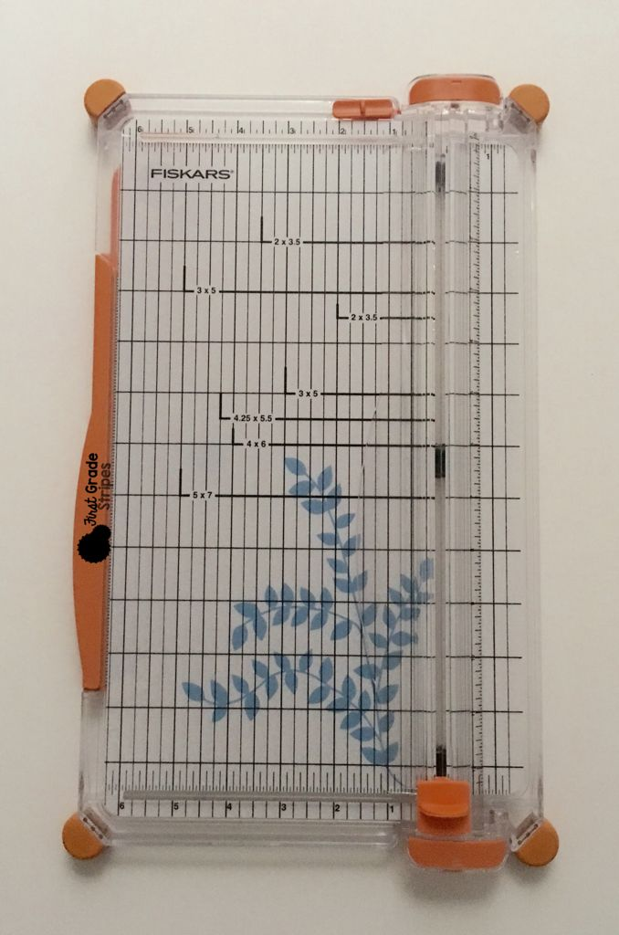 must have paper cutter from michaels to help cut out brag/swag tags