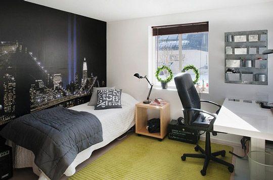 6 habitaciones juveniles para chico fotos de - Habitaciones decoradas juveniles ...