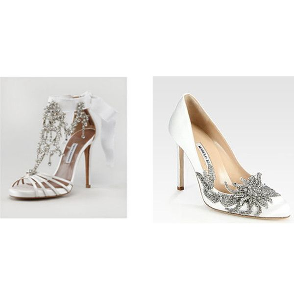 Jimmy choo wedding shoes love them both mostly the one on the jimmy choo wedding shoes love them both mostly the one on the right junglespirit Gallery