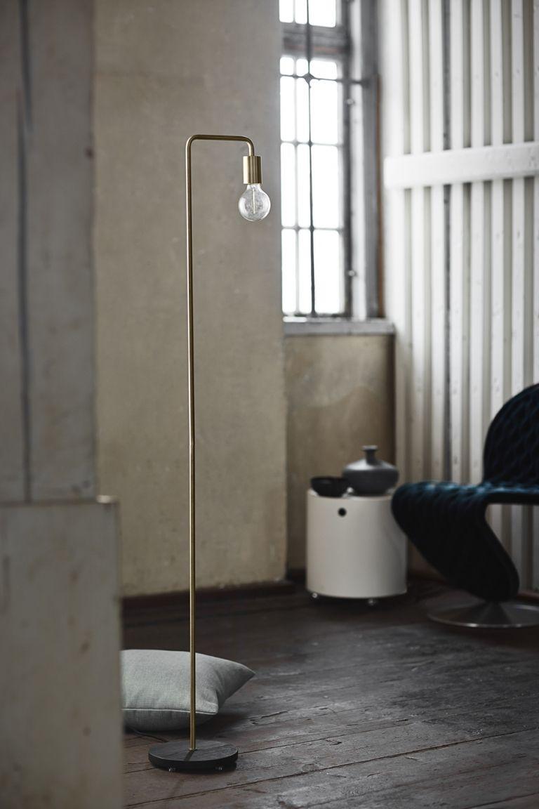 Stehleuchte Wohnzimmer frandsen cool stehleuchte | live. | pinterest | lampen, stehlampe