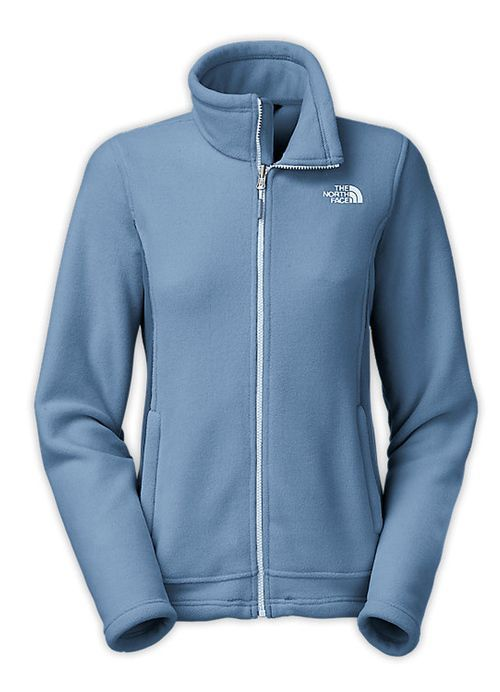 96fdc773f4da W Khumbu Jacket in Cool Blue by The North Face