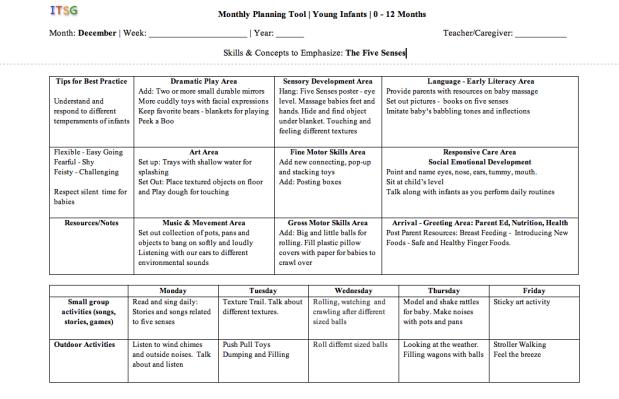 Creative Curriculum For Infants | JORDI PRESCHOOL | Pinterest ...
