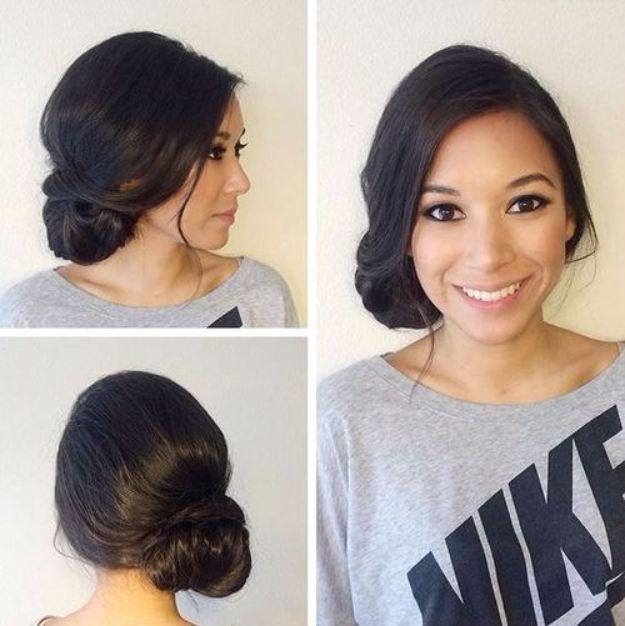 24 Beautiful Bridesmaid Hairstyles For Any Wedding Hair