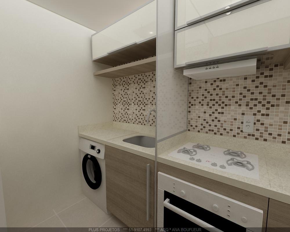 cozinha-e-lavanderia-integradas (8) | Ideias para a casa | Pinterest