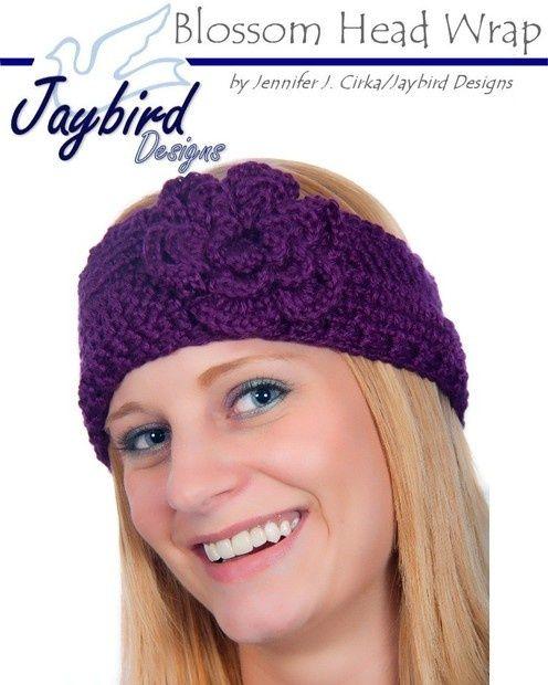 Crochet Head Band | Crochet | Pinterest | Head bands, Crochet and ...