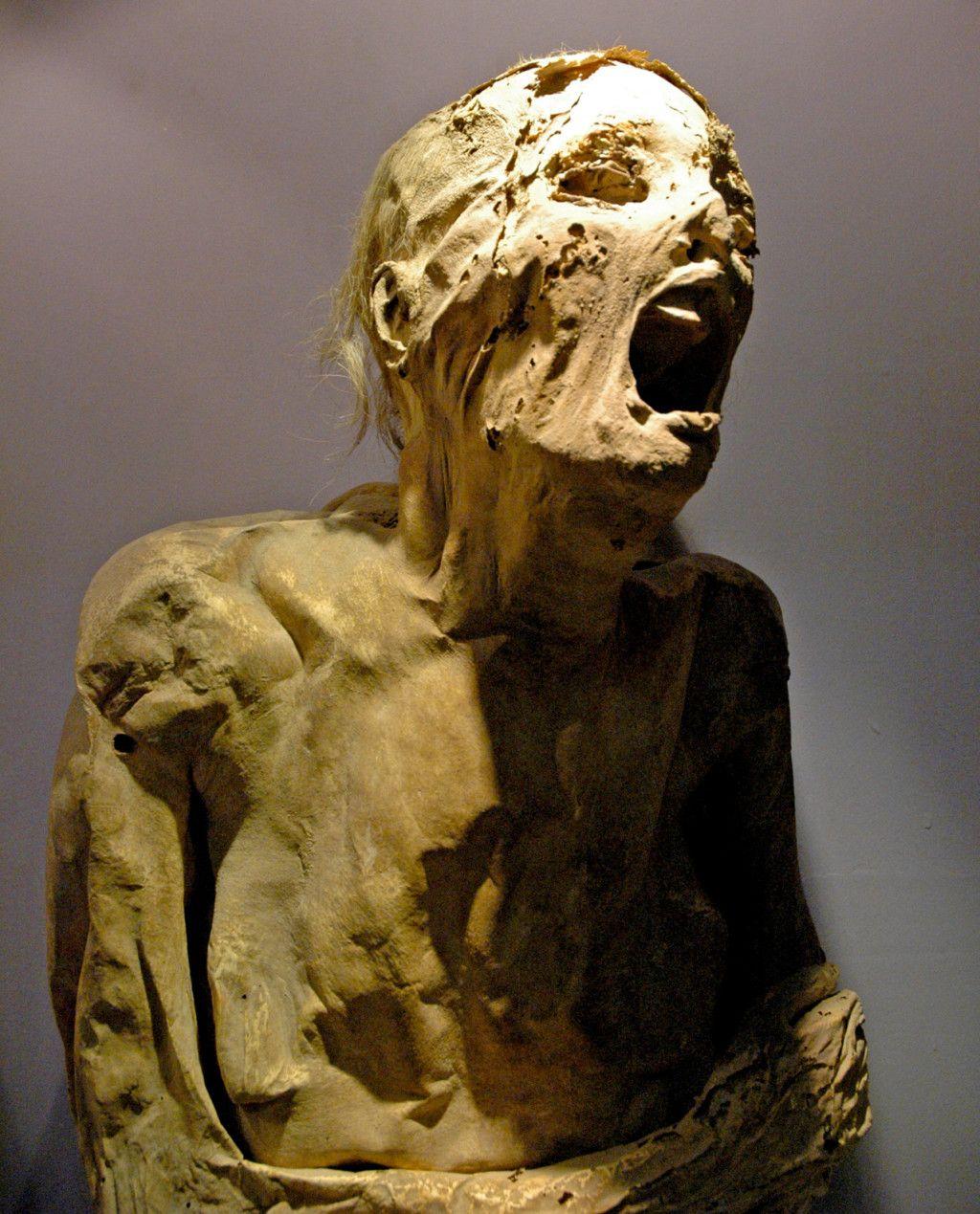 музей мумий Гуанахуато, Тамплиеры, Археология