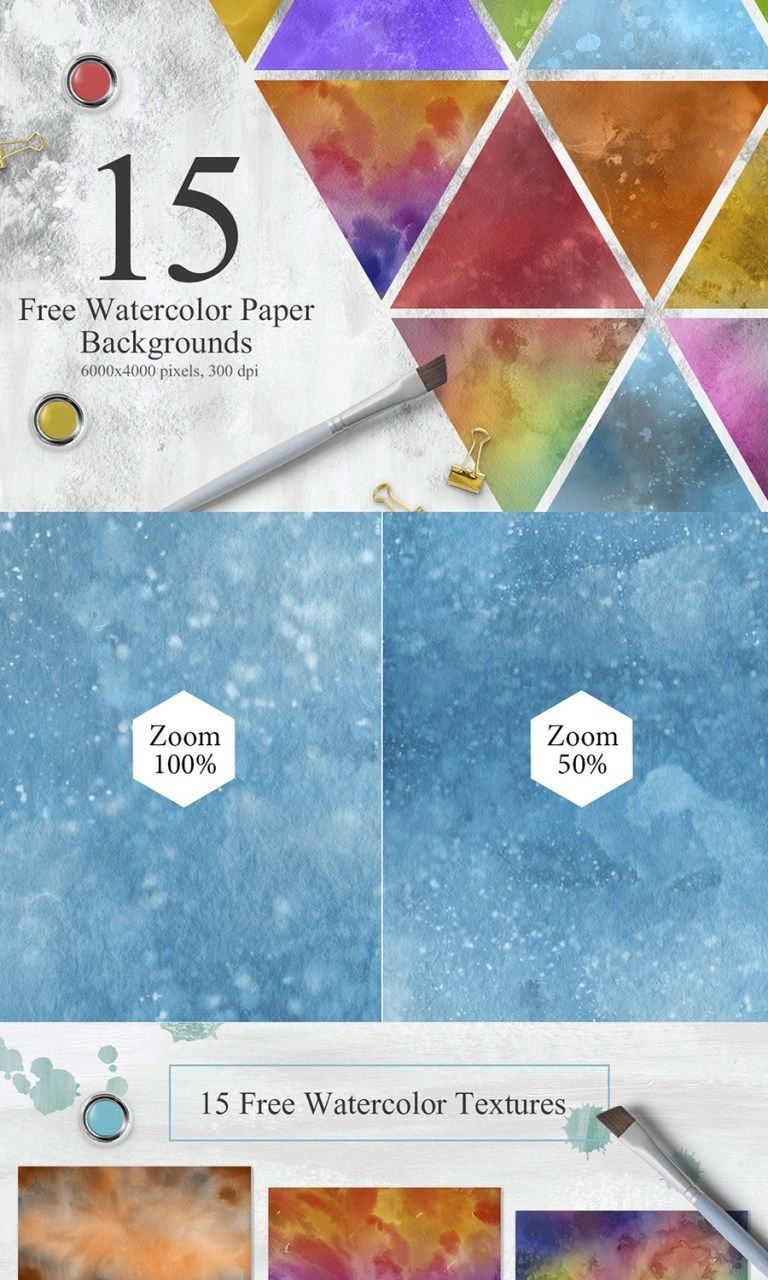 Free Watercolor Paper Background Paper Background Photoshop