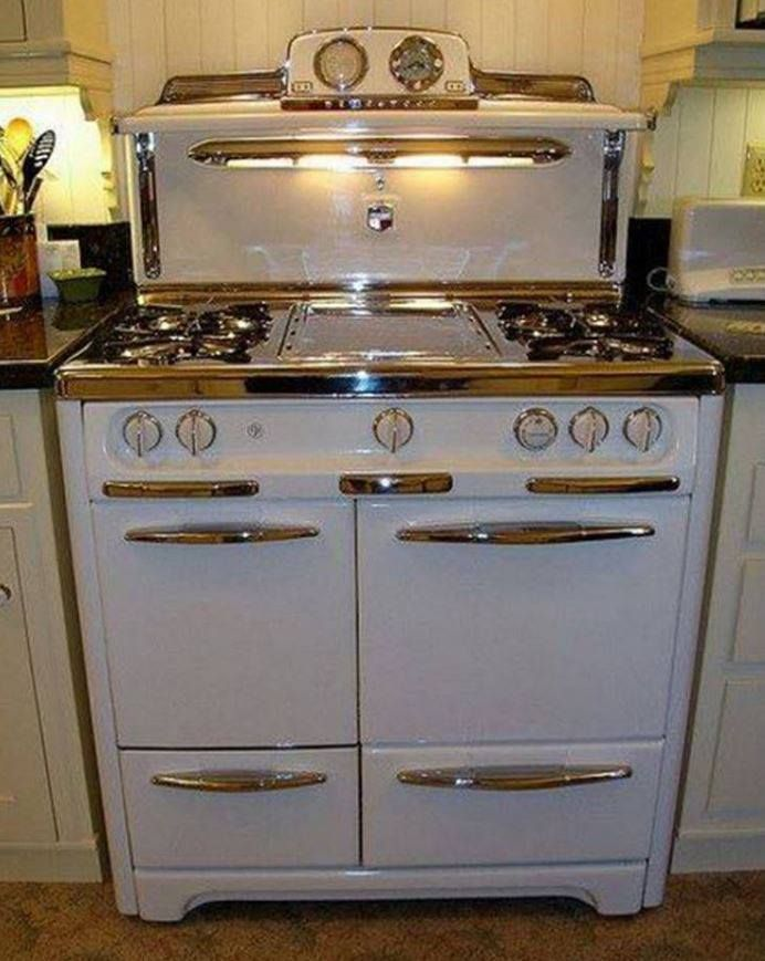 i absolutely love antique style stoves and ovens i wish i had a vintage stove pin by teri hawk on dream home   pinterest   stove vintage stoves      rh   pinterest com