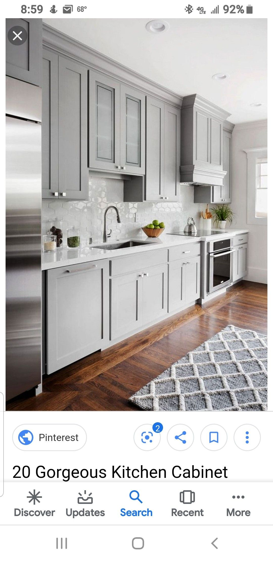 Pin By Laurie Luke On Kitchen Kitchen Home Decor Kitchen Cabinets