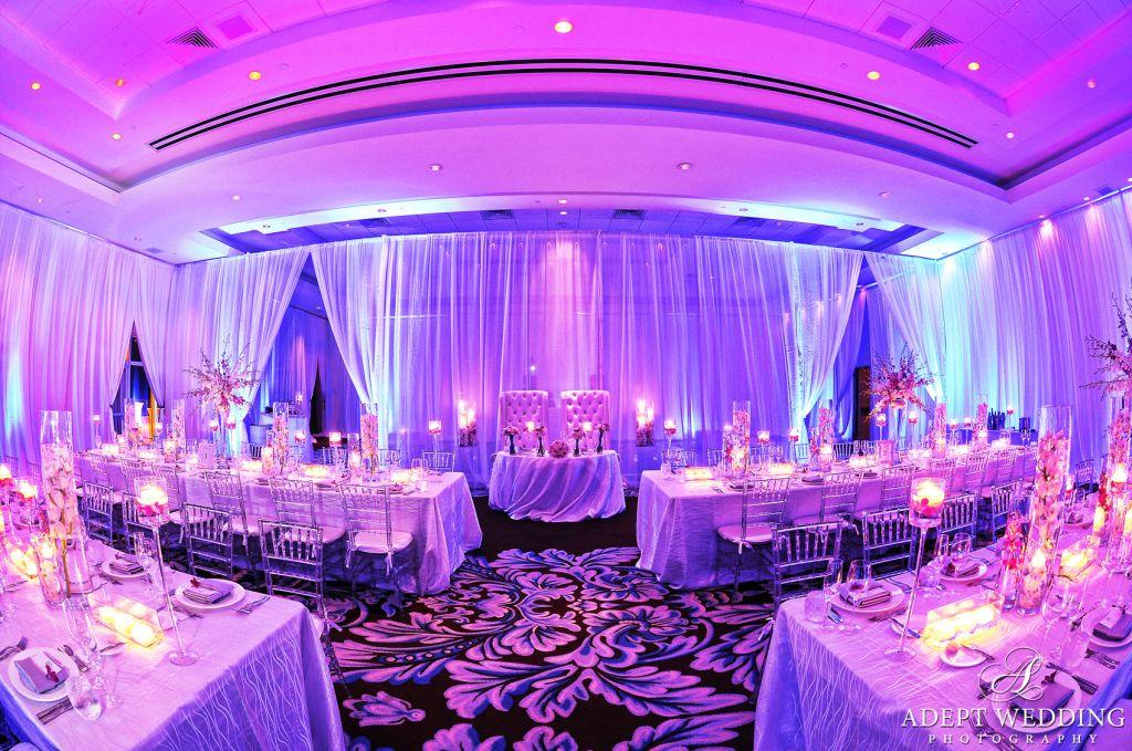 Wedding Venues In South Florida fontainebleau miami beach miami beach fl & Vision DJs Uplighting #Decor #SomethingBleau #Miami #Fontainebleau ...