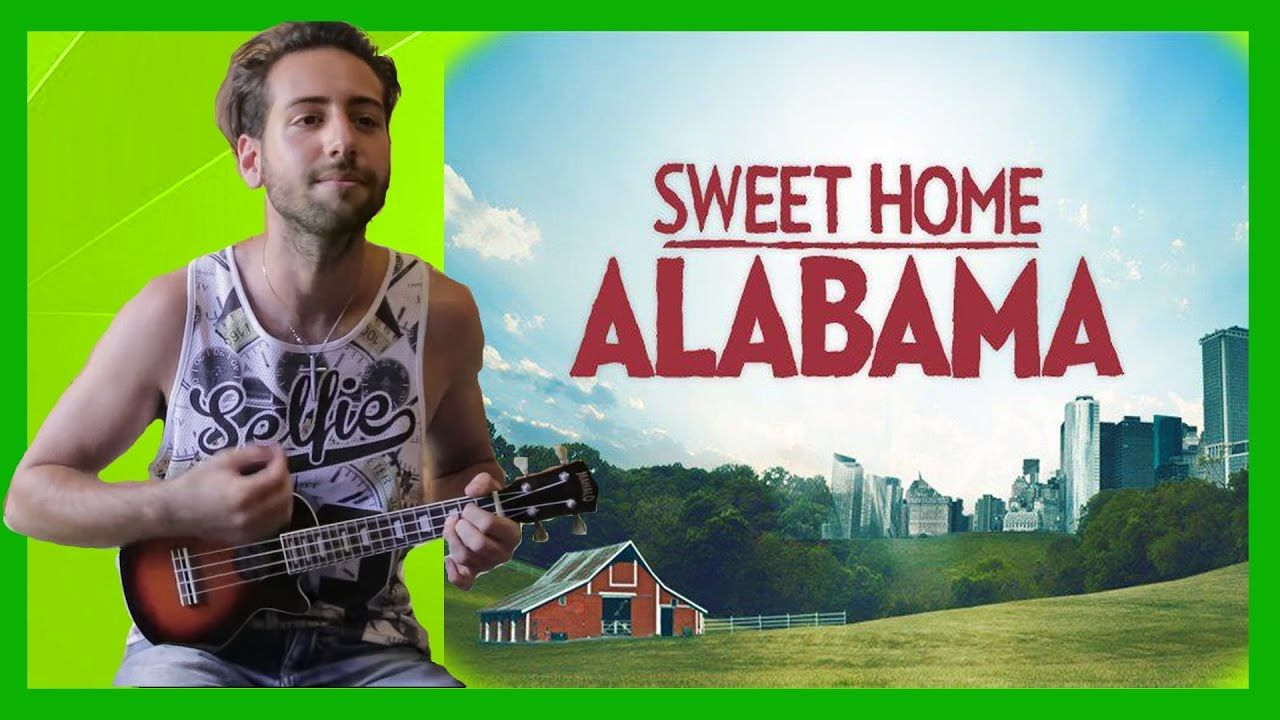 sweet home alabama ukulele tiktok