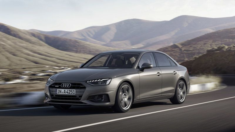 2020 Audi A4 Refreshed And Priced At 38 395 In 2020 Audi Small Luxury Cars Audi A4