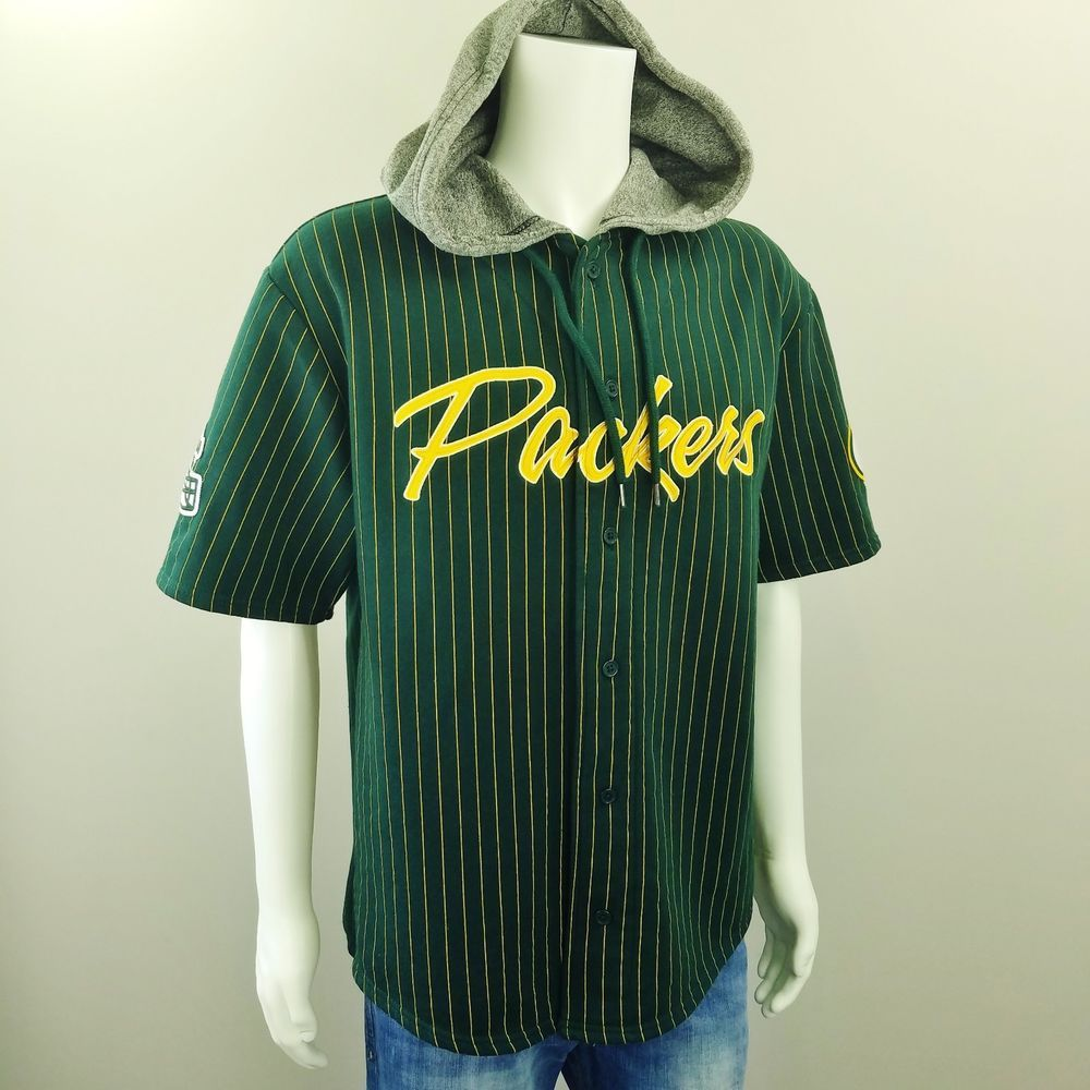 b00e756d005 Green Bay Packers Jersey Shirt No 19 NFL Football Team Apparel ...