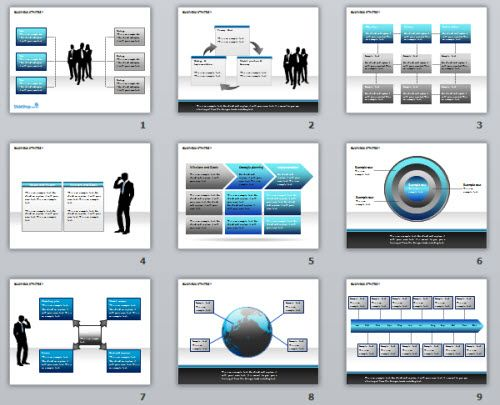 Articulate rapid e learning blog free powerpoint template for articulate rapid e learning blog free powerpoint template for business strategy and charts wajeb Gallery