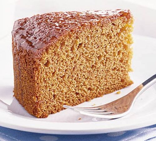 Devonshire honey cake #honeycake