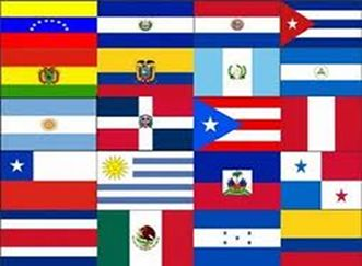 El Día De Las Américas Latin American Flags Learn Spanish Online Learning Spanish