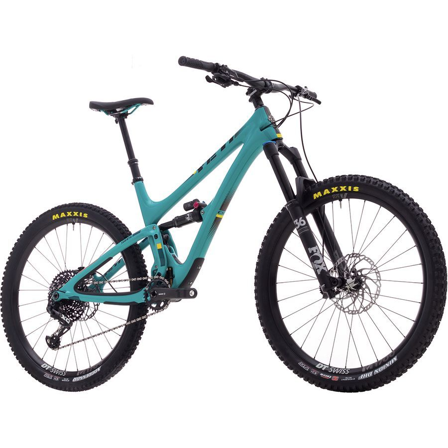 Yeti Cycles Sb5 Carbon Lr Gx Eagle Complete Mountain Bike