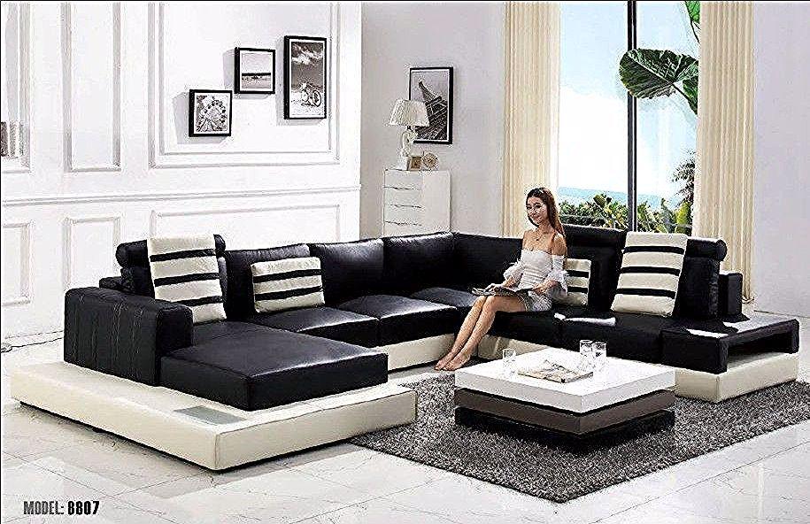 Pin By Penny Gusikowski On Ensembles De Canape In 2020 Corner Sofa Design Sofa Set Designs Modern Living Room Furniture Sets