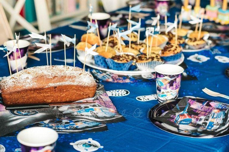 Toms 4 Geburtstag Unsere Polizei Party Inspirationen Familie Baby Kind Und Meer Polizei Party Polizei Geburtstag Geburtstag